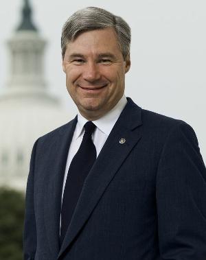 Senator Sheldon Whitehouse, public domain image, source Wikimedia