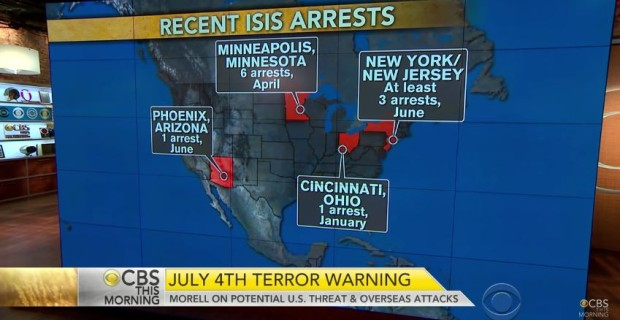 About the Fourth of July and ISIS – from a friend who is a police