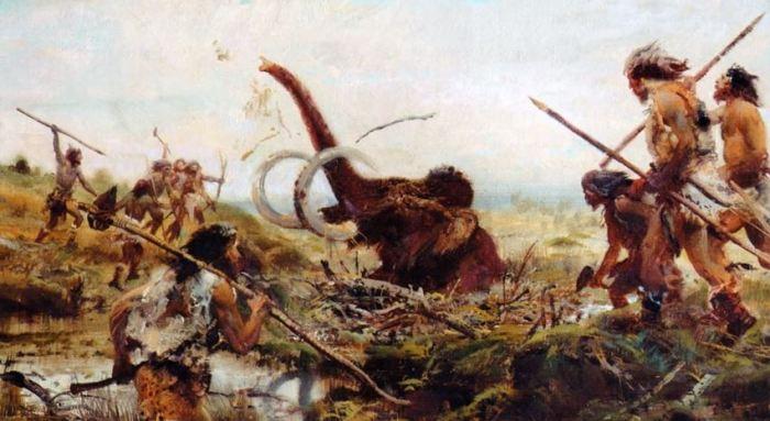 mammoth-hunt