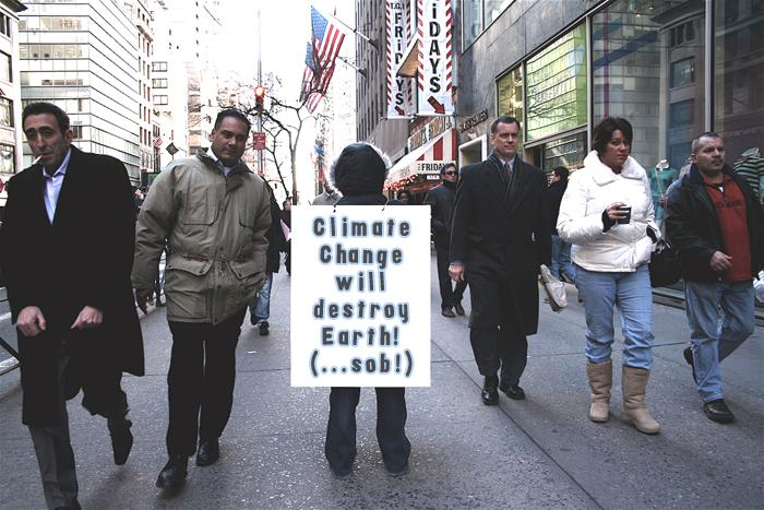 sandwich board climate earth