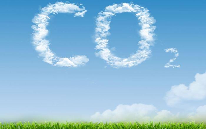 CO2-sky