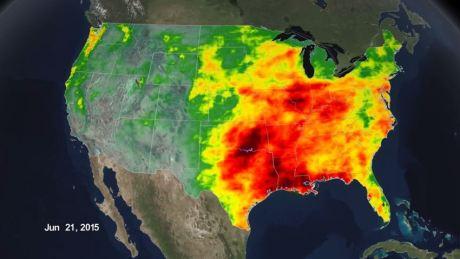 CONUS-rainfall-extremes