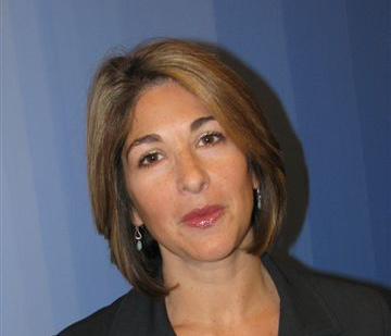 Naomi Klein, GNU Free Documentation License, photographer Mariusz Kubik https://commons.wikimedia.org/wiki/File:Naomi_Klein_Warsaw_Nov._19_2008_Fot_Mariusz_Kubik_02.jpg