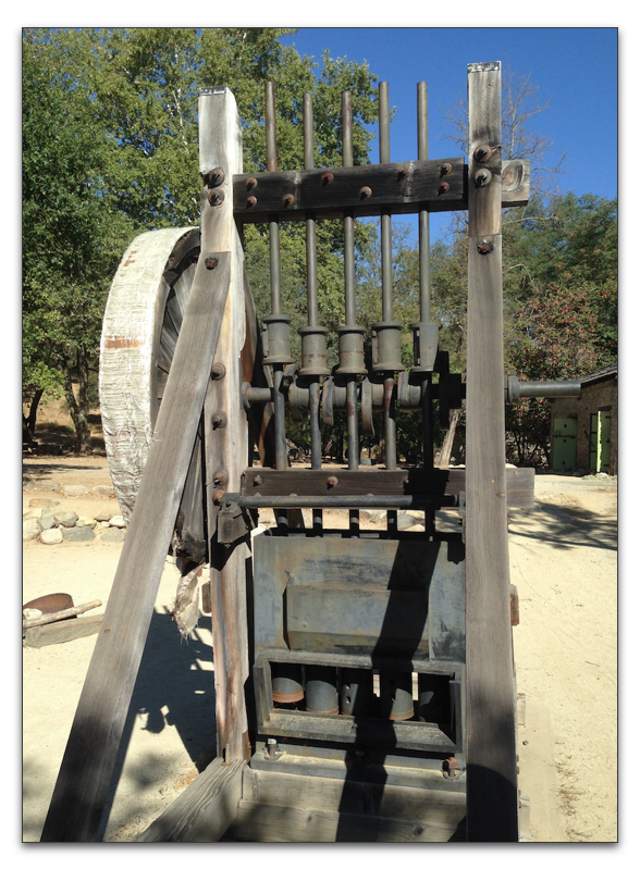 gc stamp mill