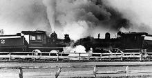 train-collision