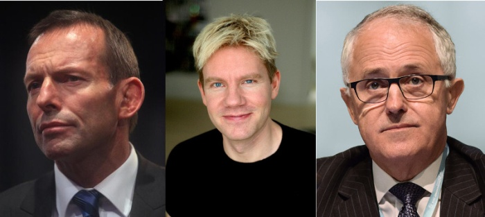 Abbott, Lomborg and Turnbull, source Wikimedia