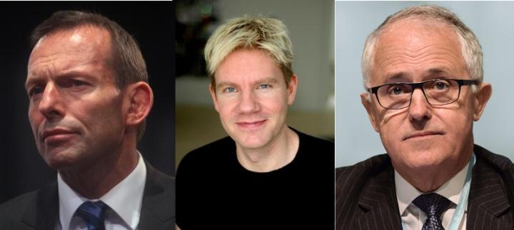 Abbott, Lomborg and Turnbull, source Wikimedia
