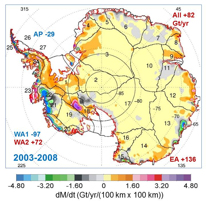 antarctica-ice-map