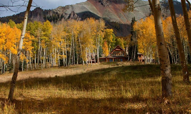 Tom Cruise's $59 million Colorado Getaway Source: AOL Real Estate