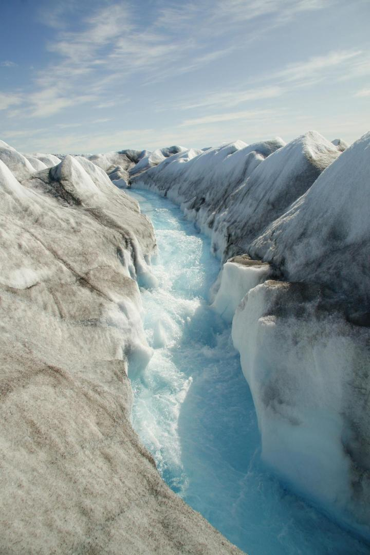 Greenland ice melt due to 'global warming' found not so ...