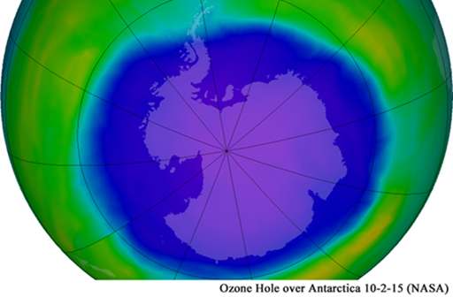 did we really save the ozone layer    watts up with that another year has passed and that stubborn ozone hole over antarctica refuses to go away  data from the national aeronautics and space administration  nasa
