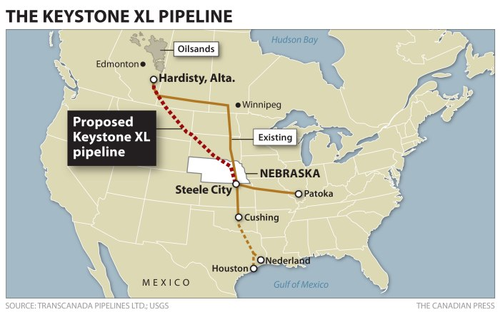 Obama rejects Keystone XL | Watts Up With That?