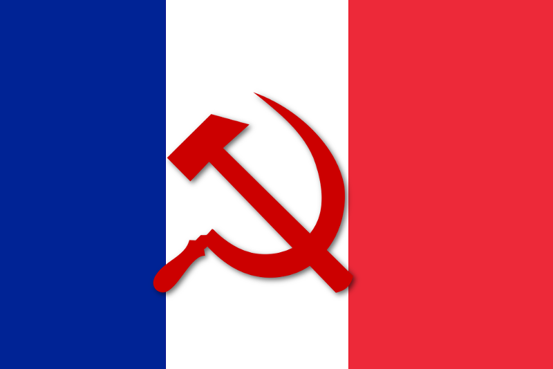 France embracing Soviet Style Abuse of Due Process