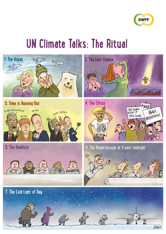 Image result for Josh UN climate ritual