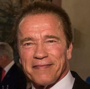 Arnold Schwarzenegger, Author Joerg Koch, source Wikimedia