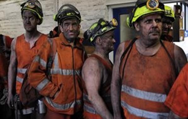 Green war on jobs: Britain's last deep coal-mine closes
