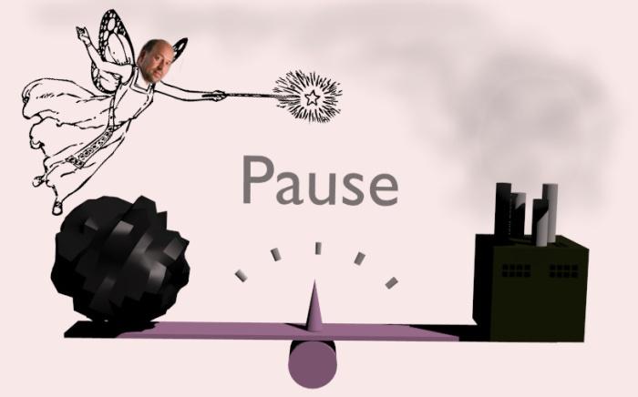Gavin Schmidt's Magic Balance