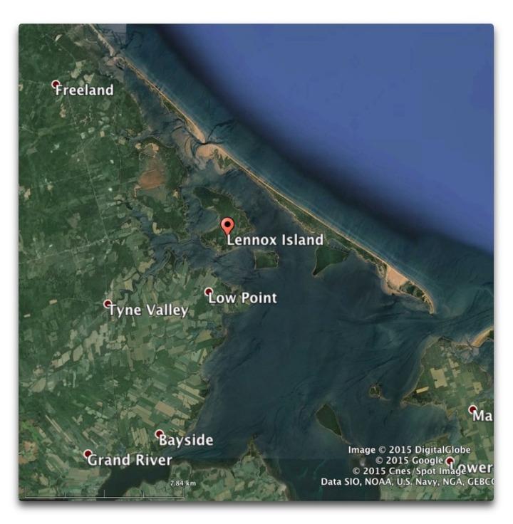 GE Lennox Island