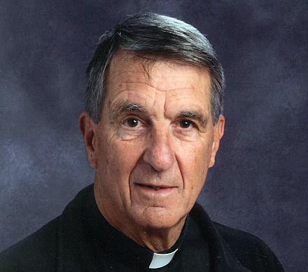Photo of Fr. Joseph Fessio, author TraLeSollecitudini, source Wikimedia