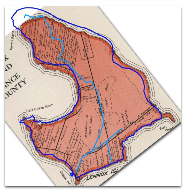 lennox island 1925