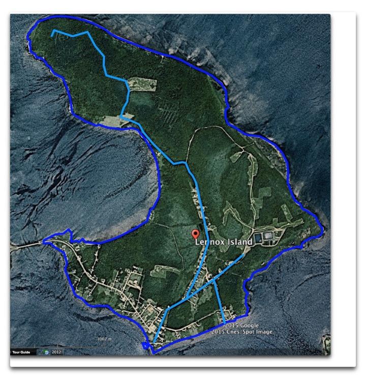 Lennox island 2014