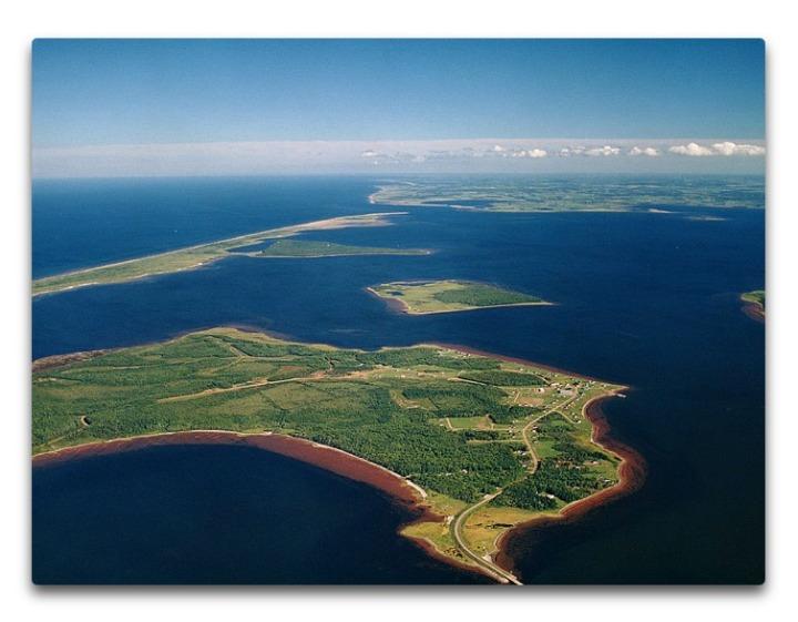 lennox island aerial
