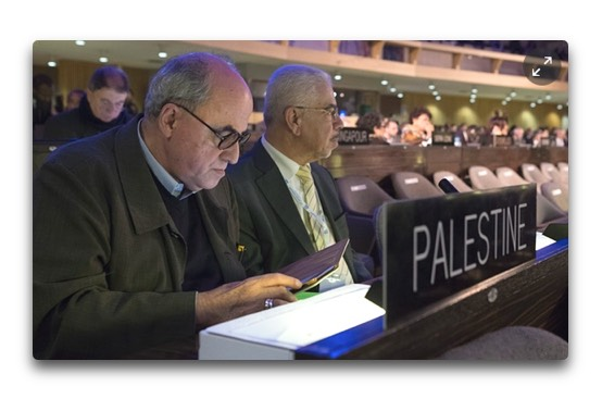 palestine at unesco