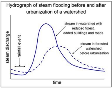 Flooding And Planning: We Don't Need To Live Near Rivers