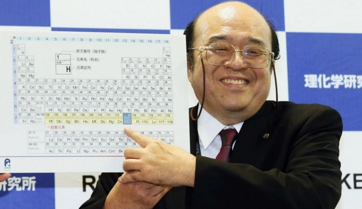Four new elements added to the periodic table all variants of four new elements urtaz Image collections