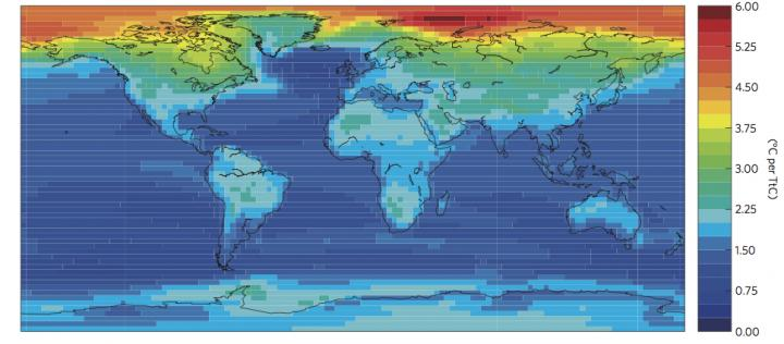 Concordia research findings can be used to show the impact of human activity on local climate