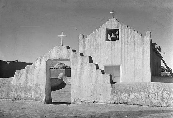 Taos-spanish-mission