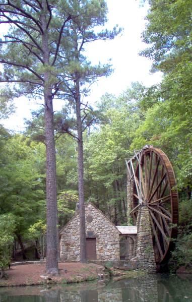 Berry_Schools'_Old_Mill,_Floyd_County,_Georgia