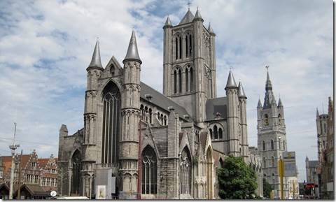 Ghent Cathedral bells ring out Bob Carter's Peal | Watts Up With That?