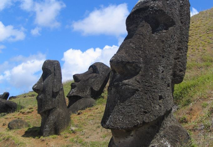 Science debunks the eco-fable of Easter Island | Watts Up