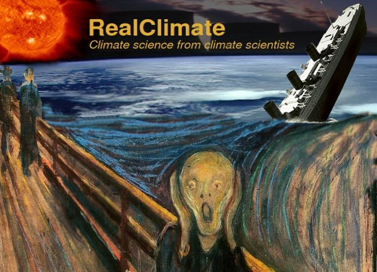 Image result for climate alarmists the scream