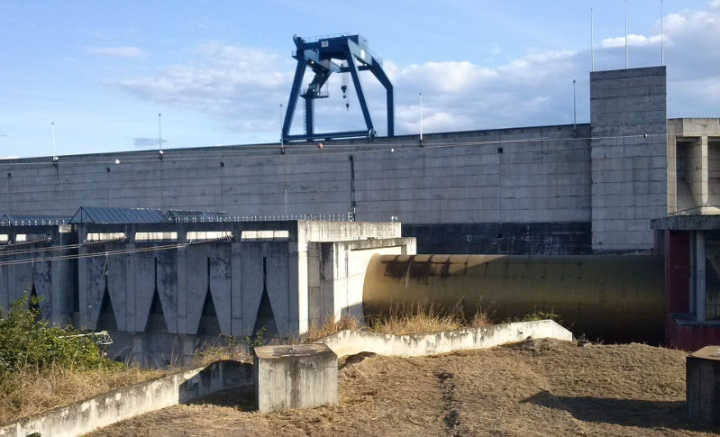 Represa de Macagua, Macagua Dam, Venezuela - By Tico estudiante - Own work, CC BY-SA 3.0, https://commons.wikimedia.org/w/index.php?curid=33046242