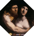 The Embrace, by Dosso Dossi, 1490 - 1542