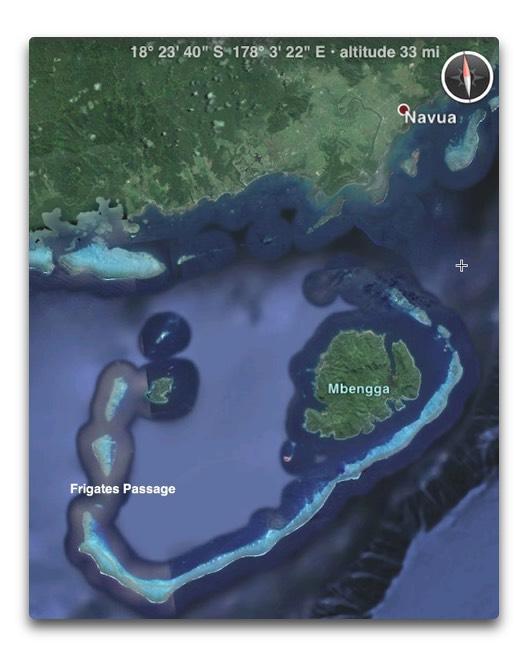 Frigates Passage