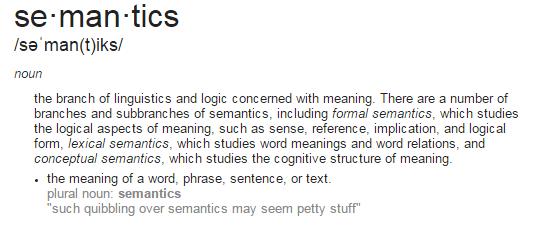 semantics-def