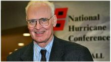 Esteemed Hurricane Forecast Pioneer William Gray Dies at 86 photo -AP