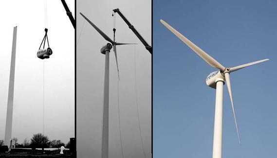 Wind Turbine at LLC