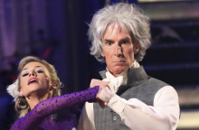 Bill Nye and Partner from DWTS