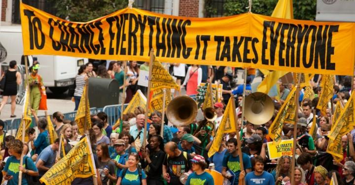 'The social sciences know a lot and we know what to do next to help with the climate and energy problems,' said Michigan State University professor Thomas Dietz. 'But so far there is almost no funding. One estimate is that the United States invests less than 3 percent of the funds it puts into energy hardware research into social science energy research. But if technologies don't get adopted and used, they don't have any impact.' CREDIT South Bend Voice/Flickr