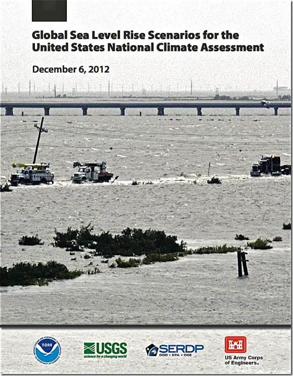 2015 Updated NOAA Tide Gauge Data Shows No Coastal Sea Level