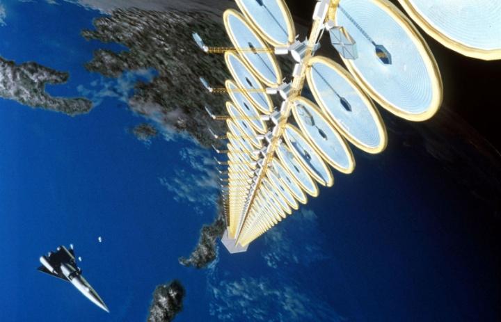 NASA Suntower concept