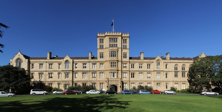 Parkville - University of Melbourne (Queen's College)