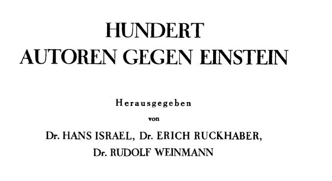 hundred-authors-against-einstein
