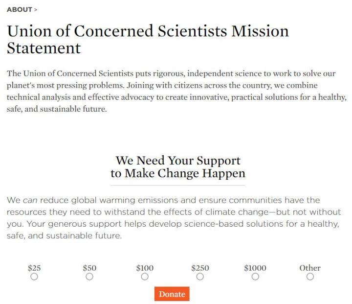 UCS-mission-statement