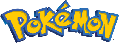 English Pokémon logo.