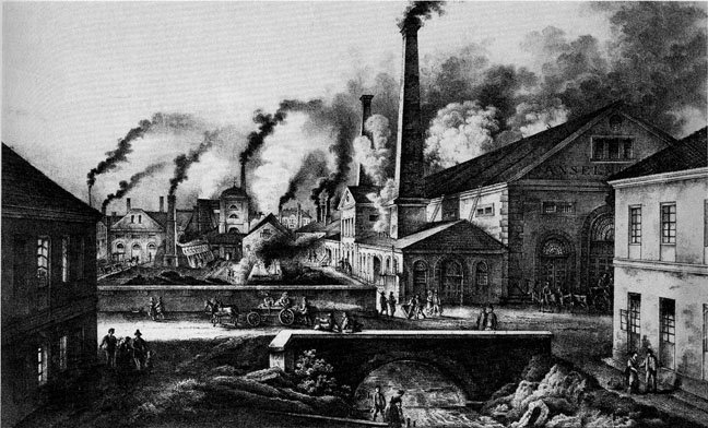 the industrial revoltuion essay The eighteenth century's cotton looms and steam engines overturned the way the  world worked in the first industrial revolution then came.